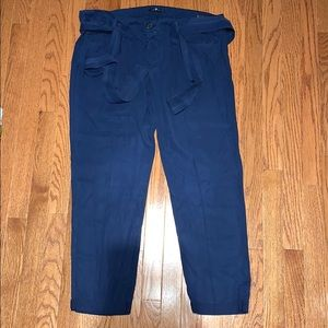 7 for all mankind breathable pant